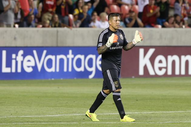 MLS Team of the Week: Real Salt Lake Trio Shine on Historic Night