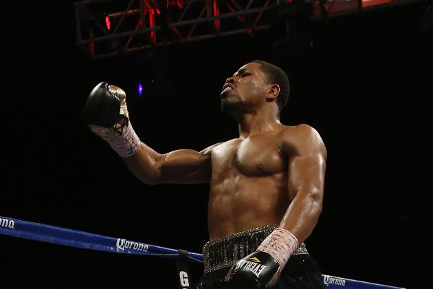 Shawn Porter vs. Kell Brook: Preview and Prediction for Title Fight