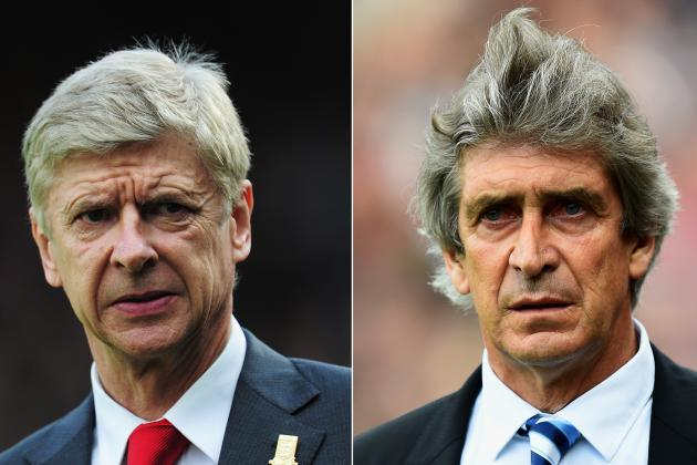 Arsenal vs. Manchester City: Winners and Losers from Community Shield