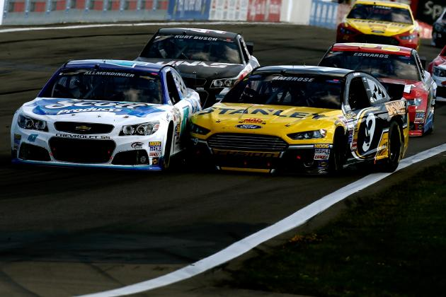 2014 NASCAR Sprint Cup Driver Rankings: Week 23 Edition
