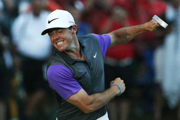 PGA Championship 2014: Winners and Losers from the Season's Final Major