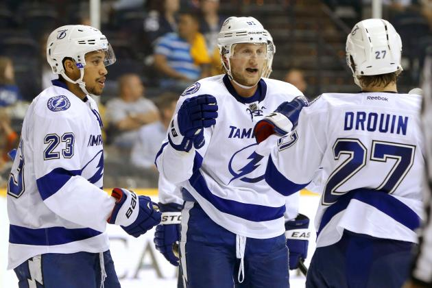 Tampa Bay Lightning Position Battles to Watch in 2014 Offseason