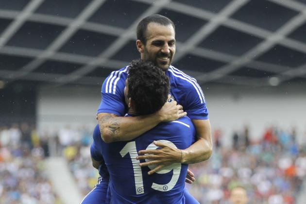 4 Reasons Why Chelsea Will Win the 2014/15 Premier League Title