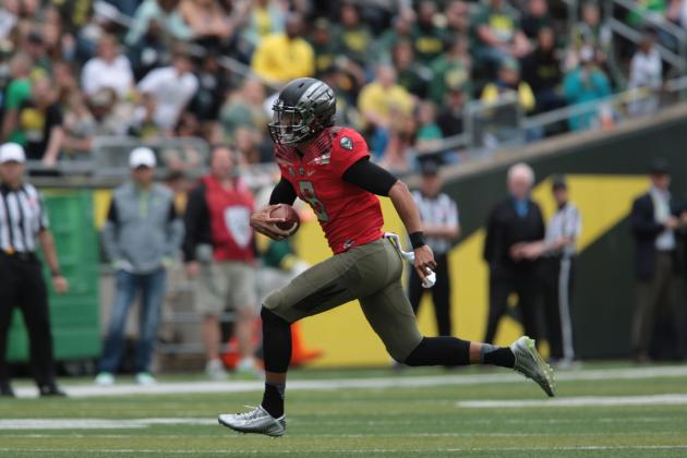 Pac-12 Football: Power Ranking Top 10 Players Heading into 2014 Season