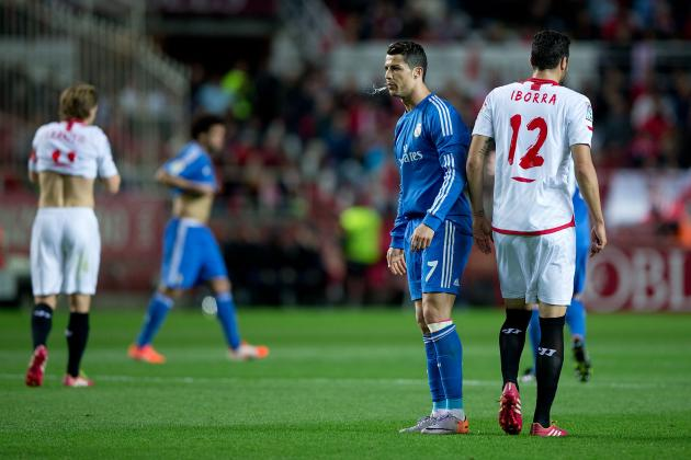 Real Madrid vs. Sevilla: How Teams Will Line Up in European Super Cup