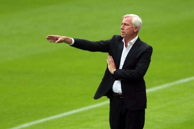 Projecting Alan Pardew's Best Newcastle United Lineup
