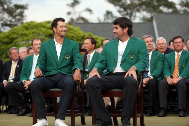 Super Early Odds for the 2015 Masters Post-PGA Championship