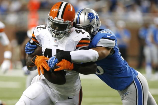 Detroit Lions Rookie Progress Report for Preseason Week 2