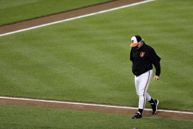 Baltimore Orioles: 3 Players Who Will Not Be Back in 2015