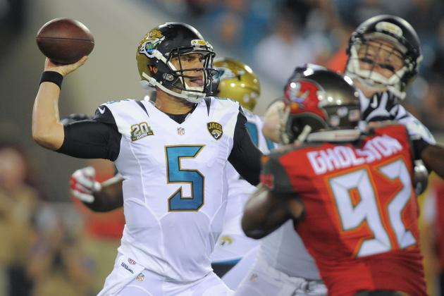 Jacksonville Jaguars Rookie Progress Reports for Preseason Week 1