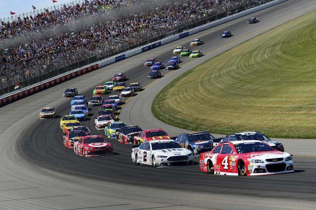 Fantasy NASCAR at Michigan 2014: Picks, Top Drivers for Pure Michigan 400