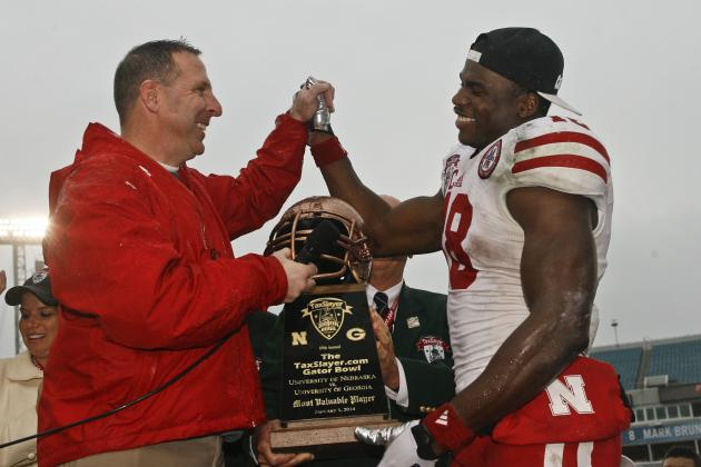Nebraska Football: Ranking Huskers' Top 10 Players Heading into 2014 Season