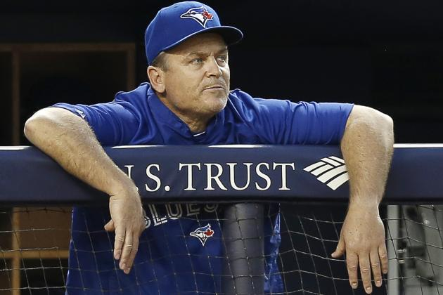 Toronto Blue Jays: Manager John Gibbons' Smartest Moves of the 2014 Season