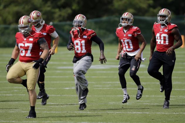 San Francisco 49ers Training Camp: Week 3 Stock Report