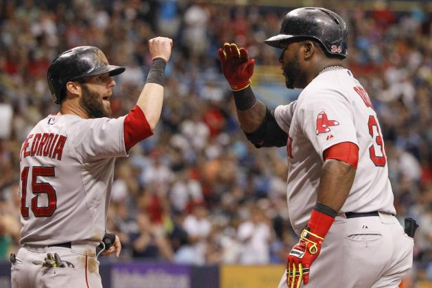 Boston Red Sox Grades at the 2014 3-Quarter Mark