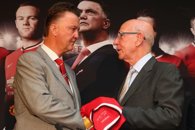 10 Concerns for Louis van Gaal Ahead of New Premier League Season