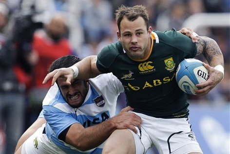 South Africa v Argentina: 5 Key Battles That Will Shape Rugby Championship Clash