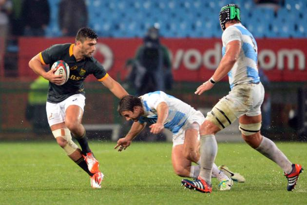 South Africa vs. Argentina: Winners and Losers from Rugby Championship