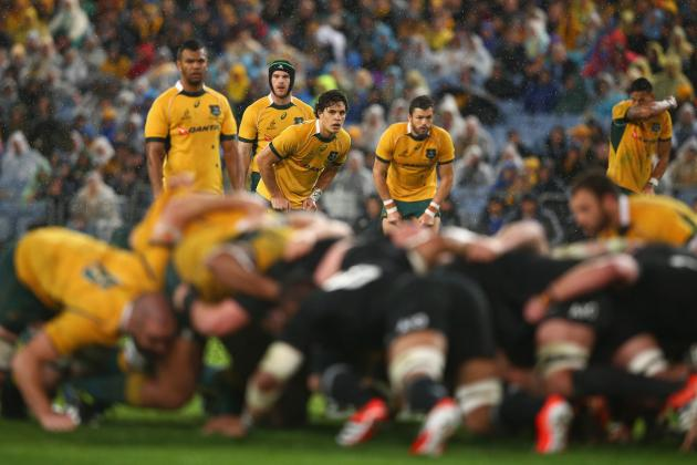 Best XV from Opening Weekend of Rugby Championship