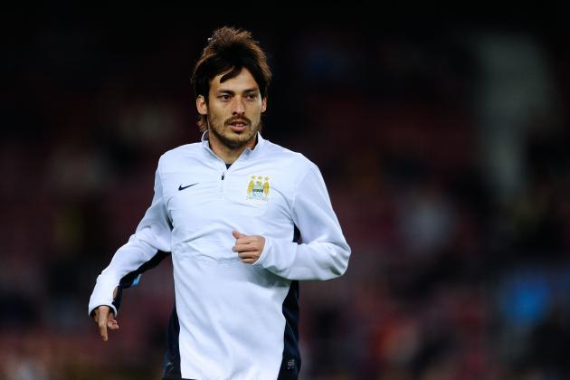David Silva and the 10 Best Contract Extensions of the 2014 Summer Window