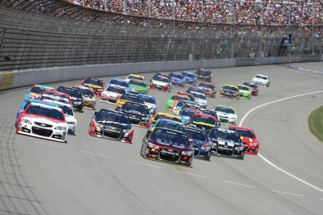 The Biggest NASCAR Storylines Ahead of the Sprint Cup Series at Michigan II