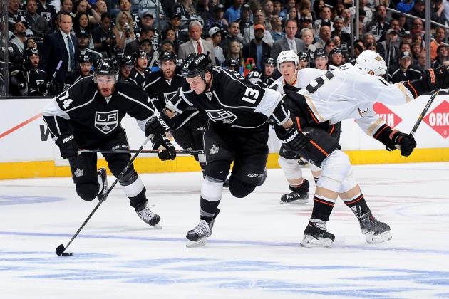 Los Angeles Kings' Position Battles to Watch in 2014 Offseason