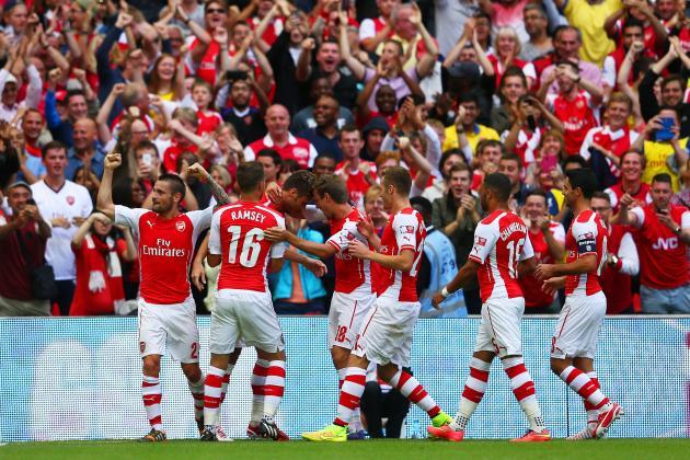 Arsenal's Keys to Winning the Premier League