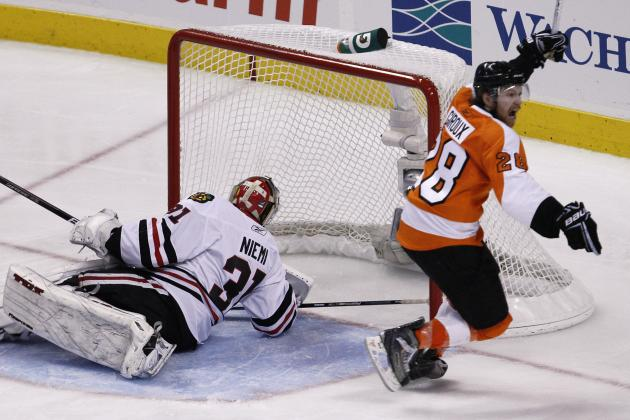 Ranking the Philadelphia Flyers' 5 Best Highlight-Makers in the Last Decade