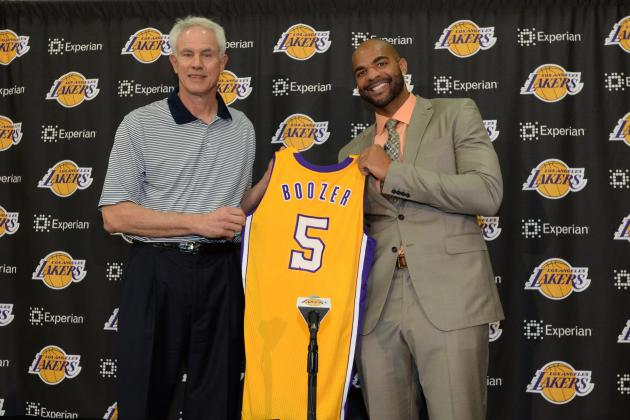 Stat Projections for Each Los Angeles Lakers Offseason Addition