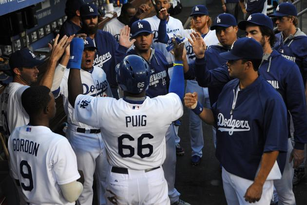 Dodgers Grades at the 2014 Three-Quarter Mark