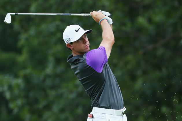Ranking the Hottest Players on the PGA Tour as 2014 FedEx Cup Playoffs Approach
