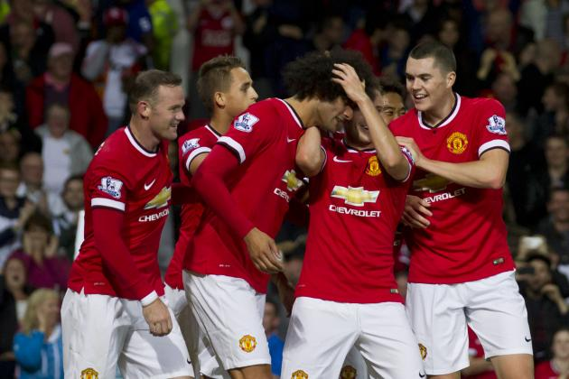 Manchester United: 4 Players Primed for a Turnaround Under Louis van Gaal