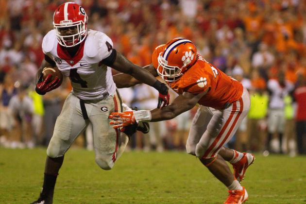 Clemson Football: Ranking Tigers' Top 10 Players Heading into 2014 Season
