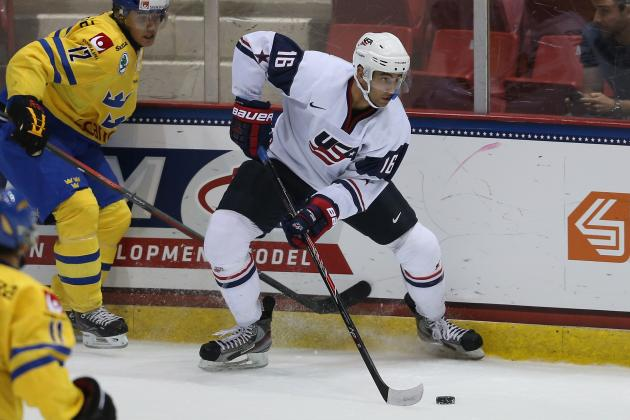 Ranking the Top New York Rangers Prospects to Watch in 2014-15