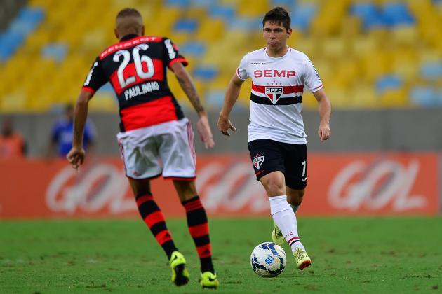 5 Brazilians European Clubs Should Look at in Final Weeks of Transfer Window