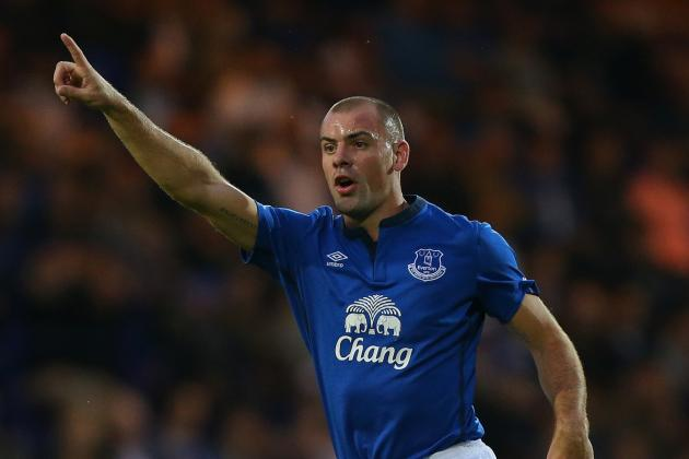 5 Everton Players with a Point to Prove This Season