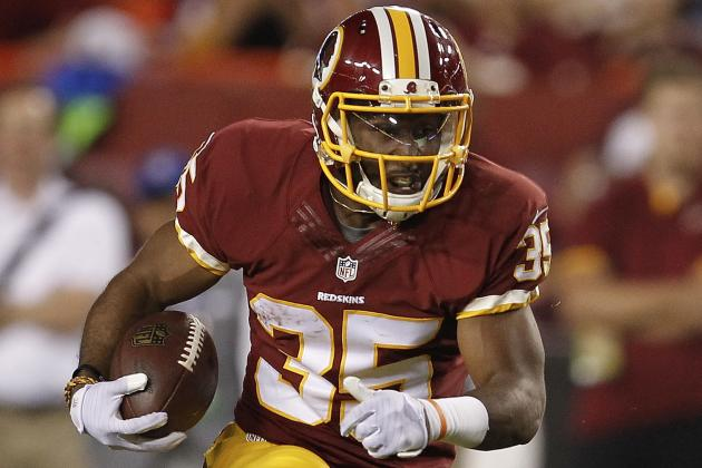 Washington Redskins' Rookie Progress Reports for Preseason Week 1