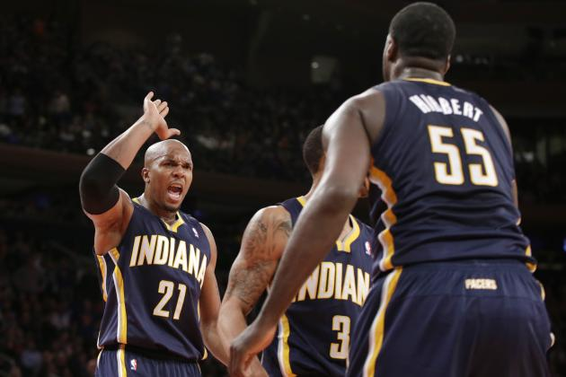 Early Predictions for Indiana Pacers' Starting Lineup Next Season