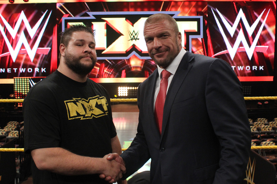 Kevin Steen, Willie Mack and Latest WWE NXT Developmental News