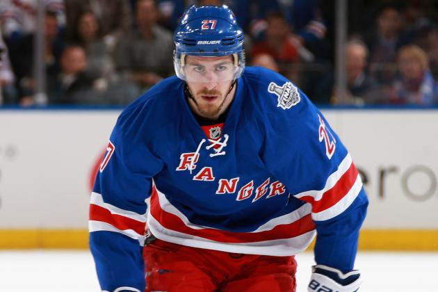 Setting Expectations for New York Rangers' Defense in 2014-15