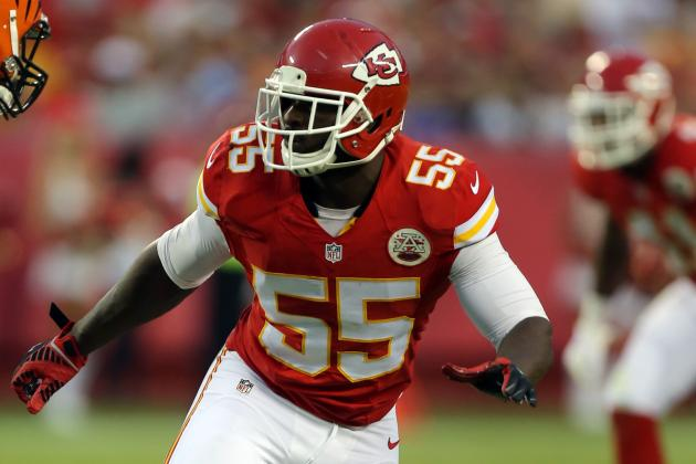 Kansas City Chiefs Rookie Progress Reports for Preseason Week 1