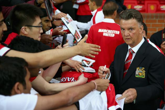 25 Things Guaranteed to Happen During the 2014/15 Premier League Season