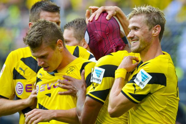 Borussia Dortmund vs. Bayern Munich: Winners and Losers from German Super Cup