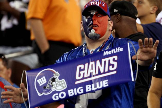 New York vs. Indianapolis: Giants Preseason Week 2 Game Preview