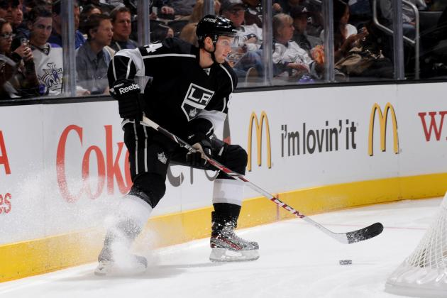 Los Angeles Kings Prospects with the Most to Prove in 2014-15