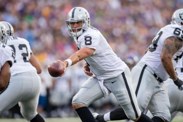 Oakland Raiders vs. Detroit Lions: Preseason Week 2 Game Preview