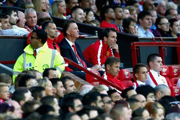 Projecting Louis Van Gaal's Best Manchester United Lineup