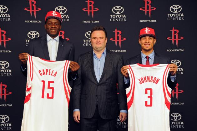 Houston Rockets' Biggest Winners and Losers of the 2014 Offseason