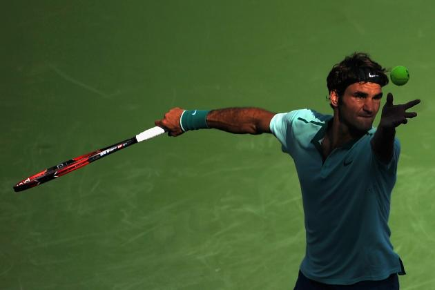 Who's Hot, Who's Not in Tennis Ahead of the 2014 US Open?