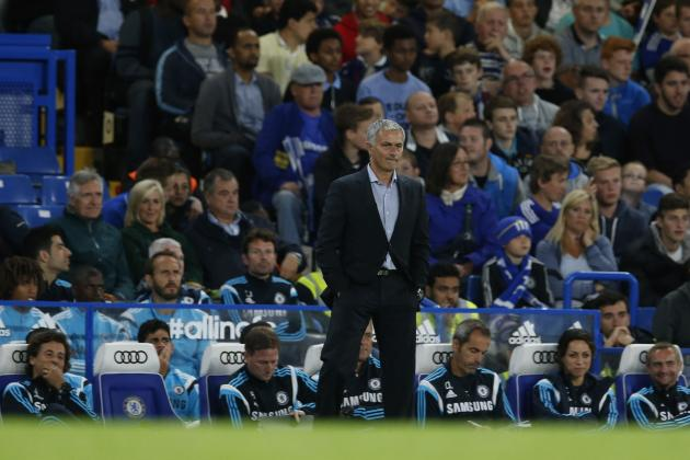 10 Biggest Concerns for Jose Mourinho Ahead of 2014-15 Season
